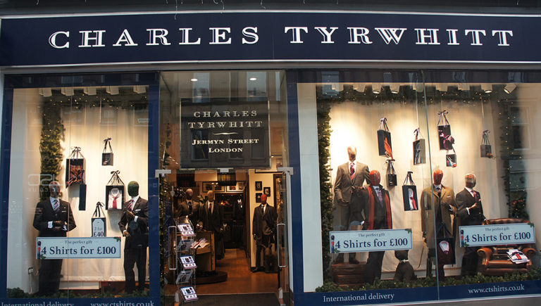 Charles Tyrwhitt Christmas Sale & After Christmas Deals 2017