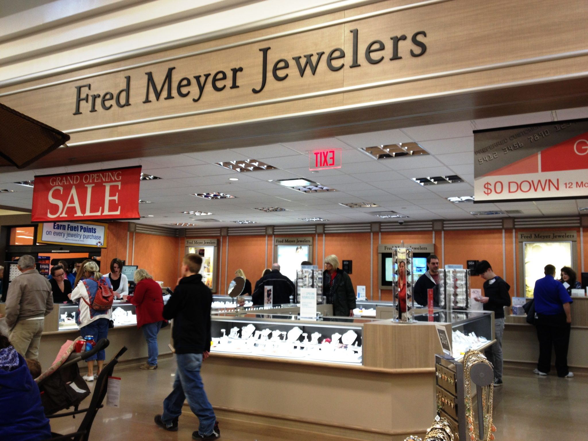 Fred Meyer Jewelers Christmas Sale & After Christmas Deals