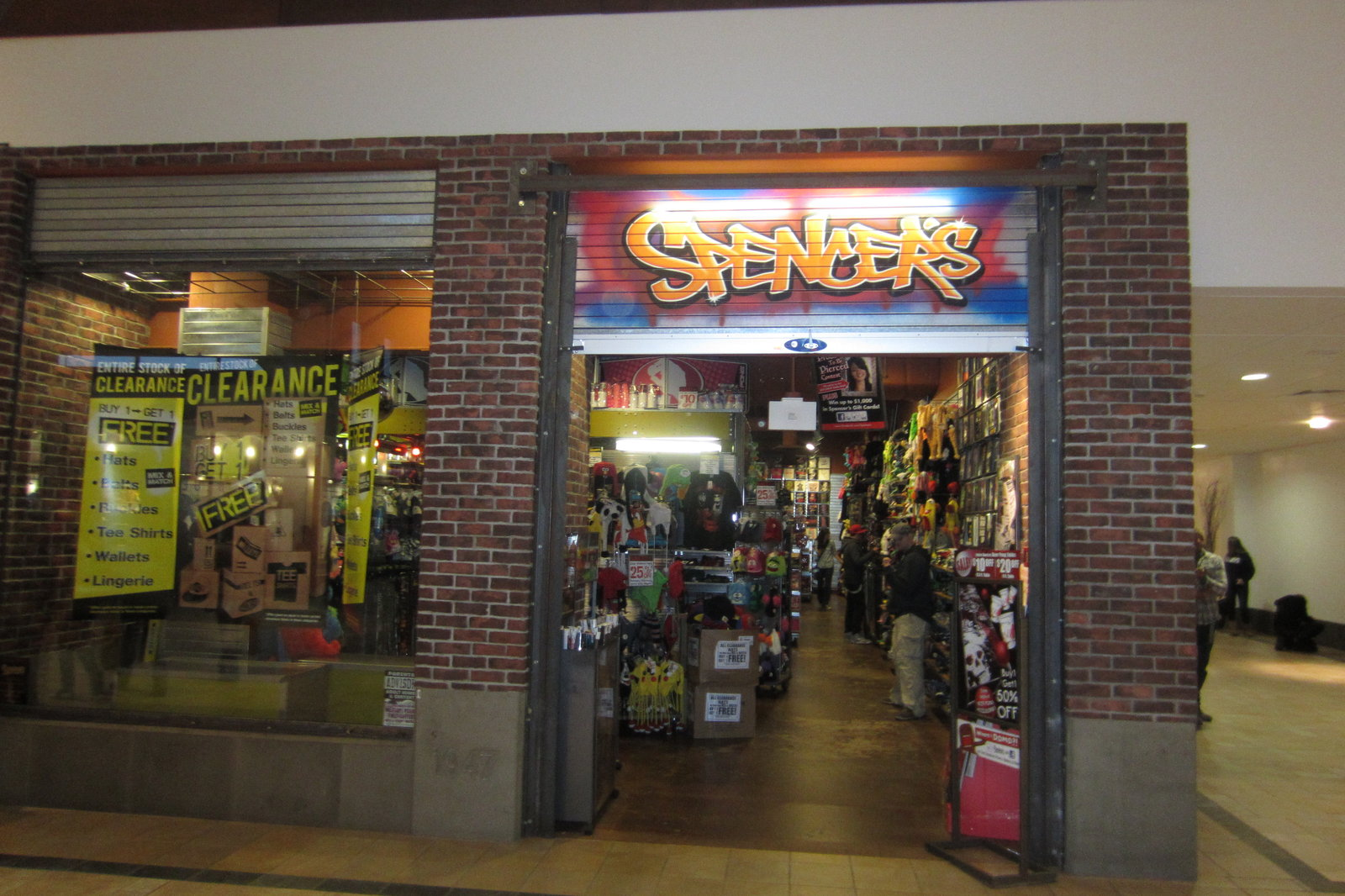 Spencers Christmas Sale & After Christmas Deals